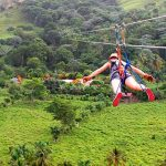 Canopy half-day tour in Punta Cana